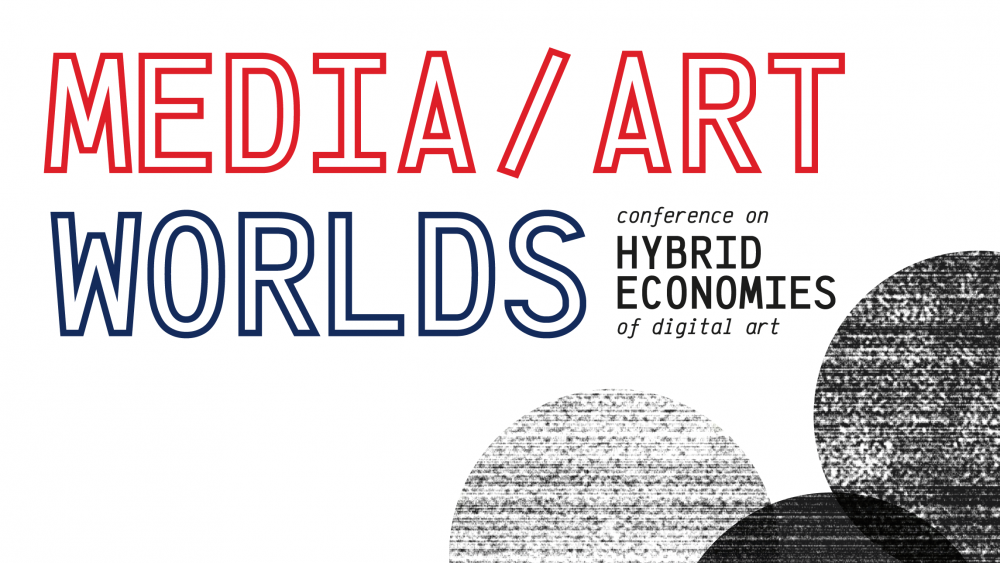 Media Art Worlds graphic