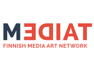 Media art network logo