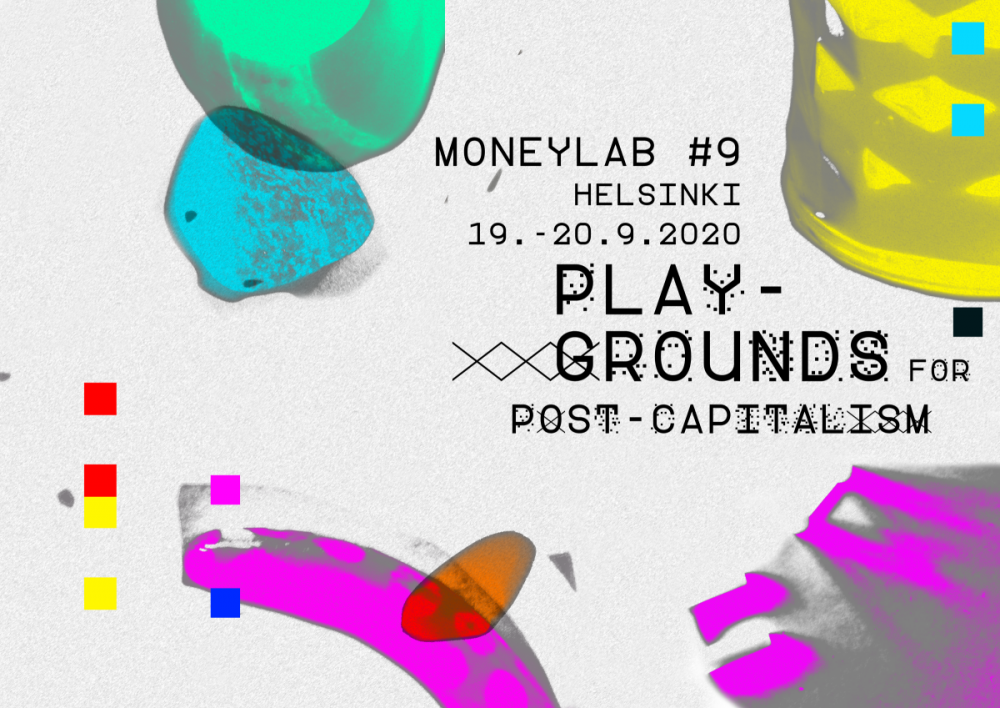 MoneyLab9 poster visual