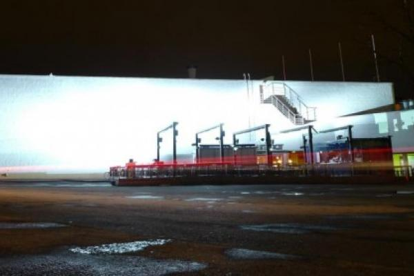 City Sleep Light Helsinki by Antoine Schmitt