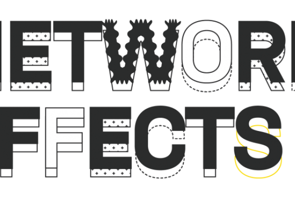 Network Effects logo bw