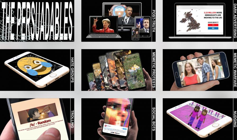 Persudadables video grid